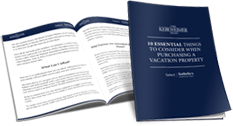 Free Guide Reveals: 10 Essential Things You Need To Know Before Purchasing A Vacation Home