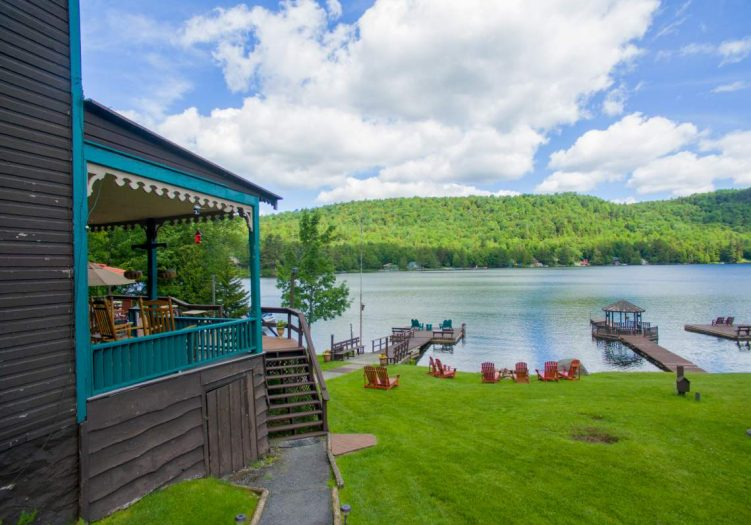 Adirondack Inn on Big Moose Lake | Adirondack Real Estate - Keir Weimer
